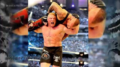 theme song brock lesnar brock lesnar 7th wwe theme song 2015 quot next big thing