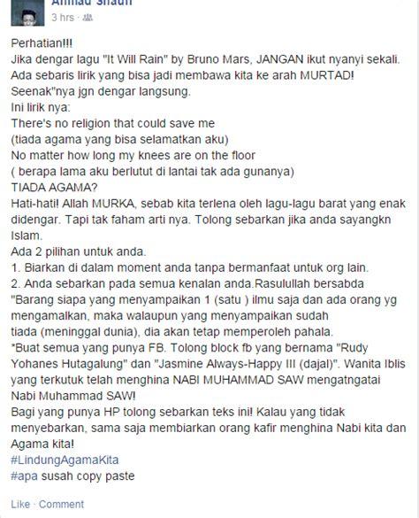 membuat blog lirik lagu self reminder ramadhan 1436 h lirik lagu bruno mars quot it