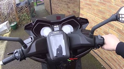 V Tech Cell Phone Holder Merah yamaha xmax 125 review