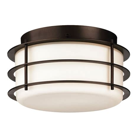 Outdoor Ceiling Lighting Flushmount Outdoor Ceiling Light F849268nv Destination Lighting