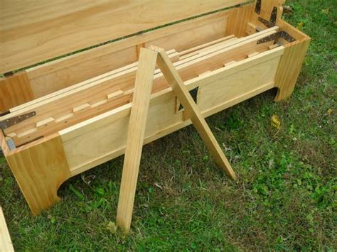 bed in a box plans diy amazing bed in a box www fabartdiy com