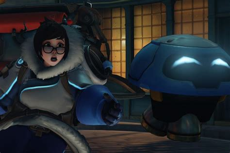 in rule 34 why the mei overwatch rule 34 trend is ok player one