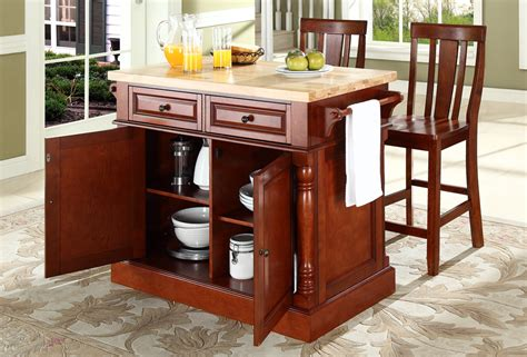 kitchen island stools with backs buy butcher block top kitchen island with back stools