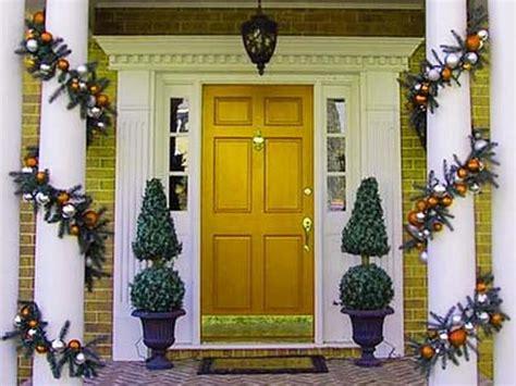 Winter Front Door Decorating Ideas 30 Spectacular Front Door Decoration Ideas For And Winter Holidays