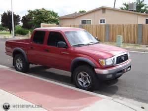 2002 Toyota Tacoma 4x4 2002 Toyota Tacoma 4x4 Sr5 Id 24766