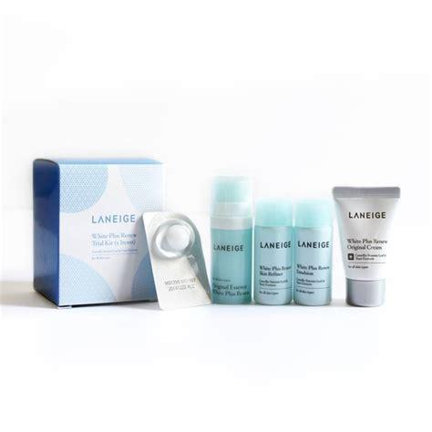 Laneige White Plus Renew Trial Kit bộ dưỡng trắng da laneige white plus renew trial kit