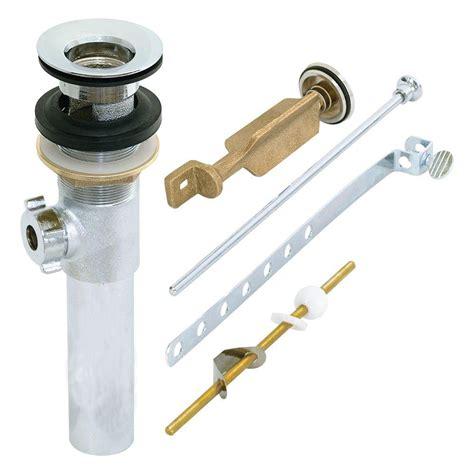 pop up drain parts plumbing parts repair plumbing