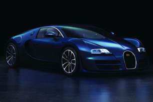 Bugatti Sport Cars Bugatti S Veyron 16 4 Sport Gets The Blues