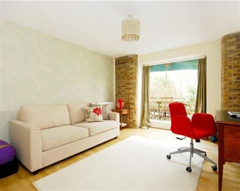 red and cream living room 20 one brick at a time living room design ideas photos inspiration rightmove