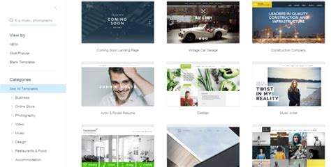 wix ecommerce templates the best and affordable ecommerce website builder