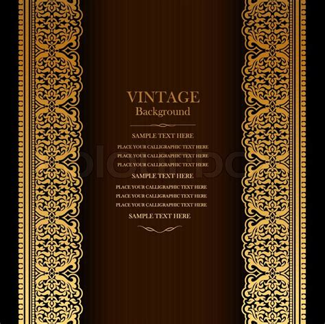 Design Of Home Decoration by Vintage Background Design Elegant Book Cover Victorian