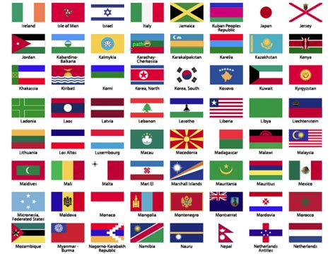 flags of the world pdf free vector file 275 free world flag vectors creative
