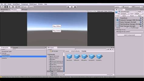 tutorial unity networking unity tutorial networking 5 1 messaging free script youtube