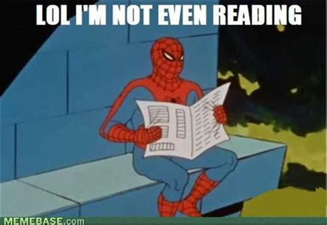 Funny Spiderman Meme - 60 s spiderman show caption memes the frederick news