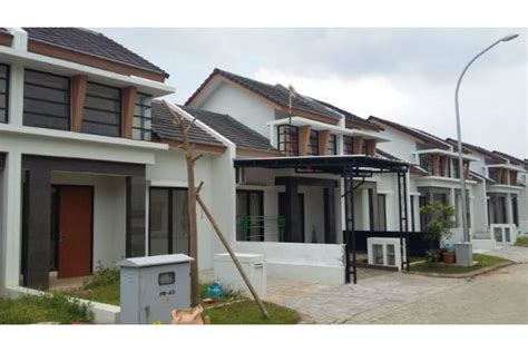 Rumah Strategis Di Tangerang rumah dijual murah strategis di jaya imperial park