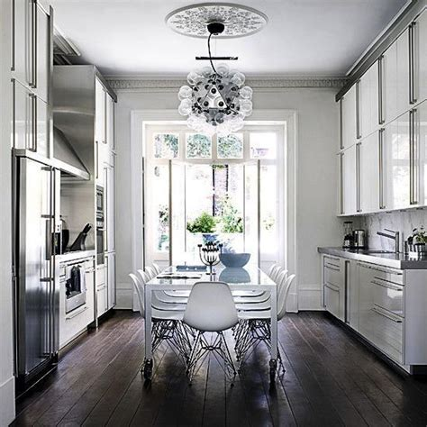 Kitchen Dining Area Ideas by 25 Small Kitchen Designs With Spacious Dining Area And