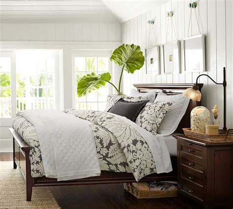 potter barn com damask duvet cover sham pottery barn