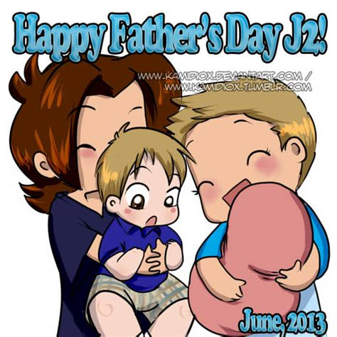 Appy Day By Baby Fc happy fathers day j2 by kamidiox on deviantart