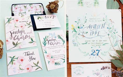 doodle untuk pernikahan membuat kartu undangan pernikahan unik dan cantik
