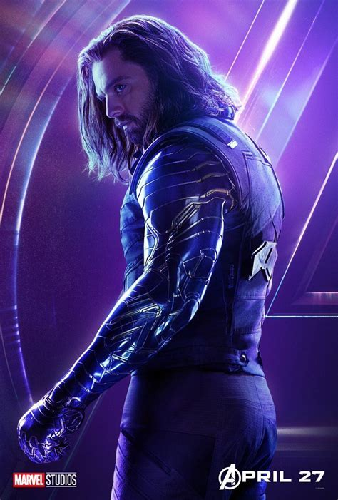 avengers infinity war character posters revealed