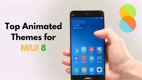 miui themes cartoon 7 best animated themes for miui 8 miui 9 top themes
