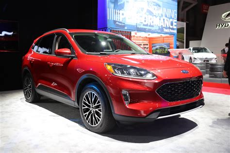 Ford In Hybrid 2020 by 2020 Ford Escape In Hybrid Live Photo Gallery