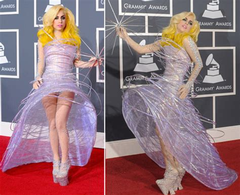 Gaga Dress fashion icon gaga fuel4fashion