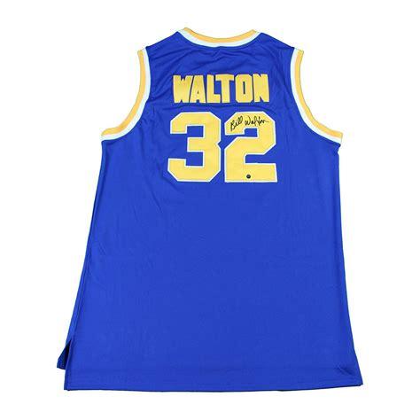 Jersey Multi Sport Ukraina Home Large bill walton signed custom ucla jersey steiner sports