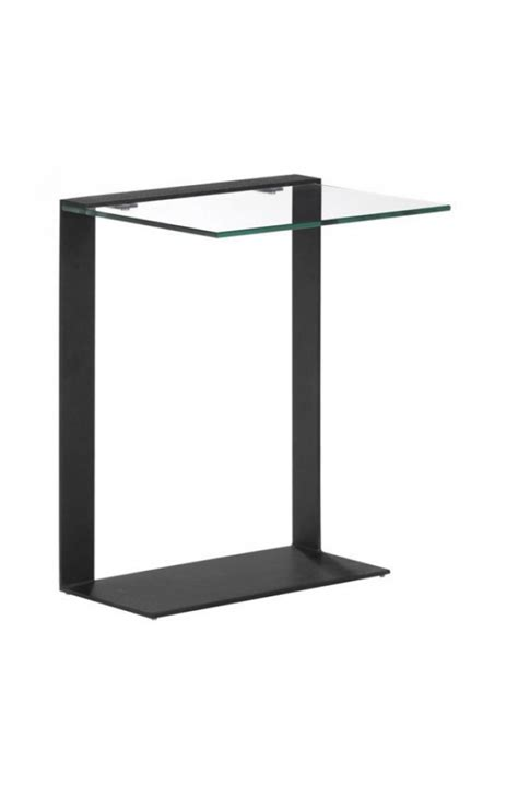 minimalist side table minimalist end table modern furniture brickell collection