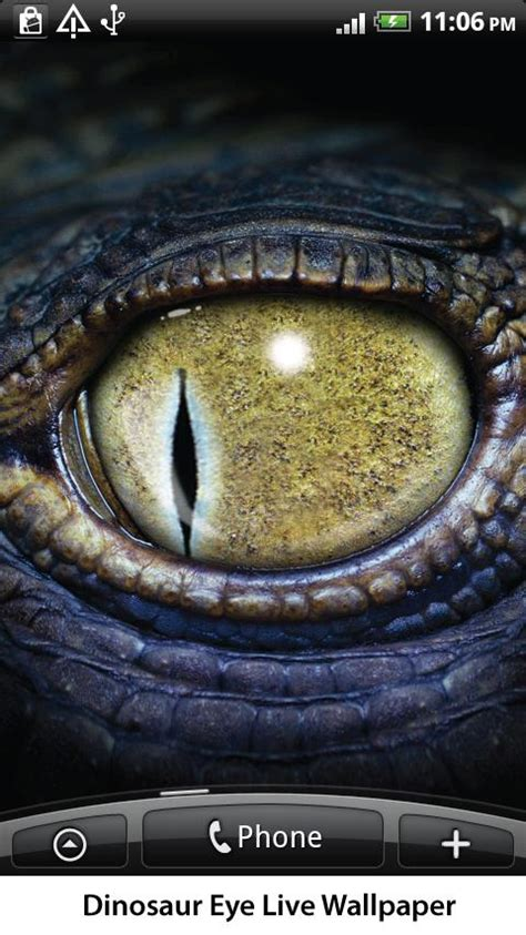 eye live dinosaur eye live wallpaper android apps on play