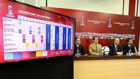 Calendrier U 17 2015 Calendrier Des Matches Fifa
