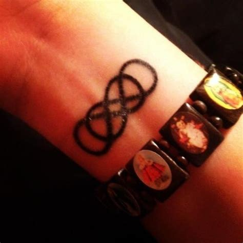 tattoo meaning revenge pin double infinity pictures to pin on pinterest tattooskid