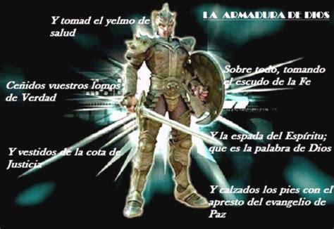imagenes de espadas espirituales la armadura de dios