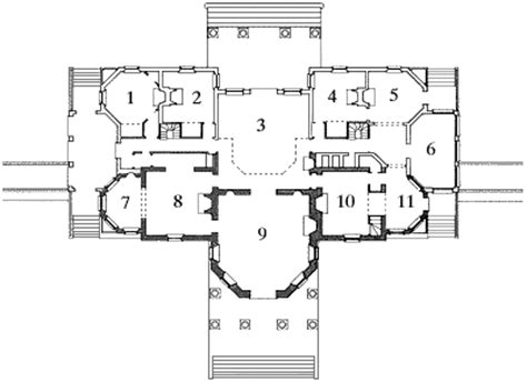 monticello floor plan inside monticello