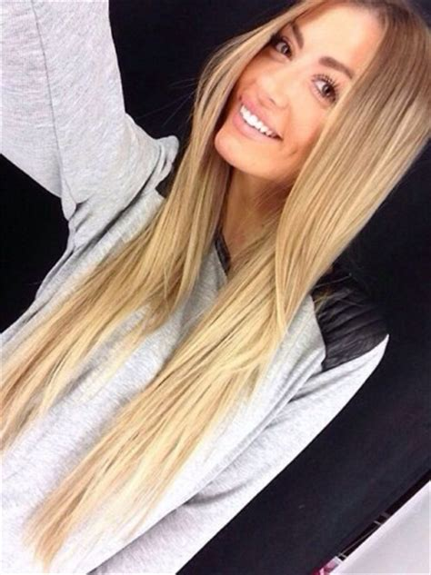 Beautiful long blonde hair cuts just be stylish