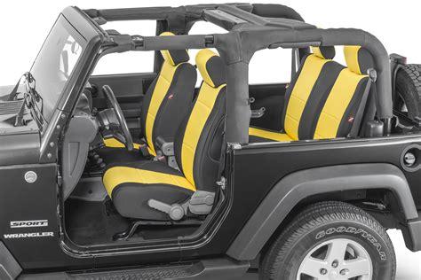 Jeep Jk Seat Covers Quadratec 174 Diver Neoprene Seat Covers 07 17 Wrangler