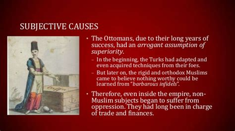 reasons for the decline of the ottoman empire decline of the ottoman empire