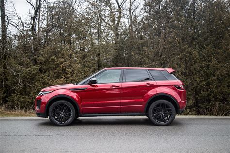 range rover evoque 2017 review 2017 range rover evoque hse dynamic canadian