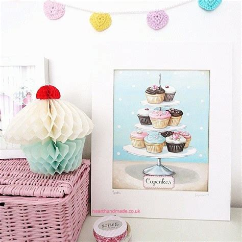 Cupcake Kitchen Decor Uk Cupcake Heaven Kitchen Home Decor Best Free Home