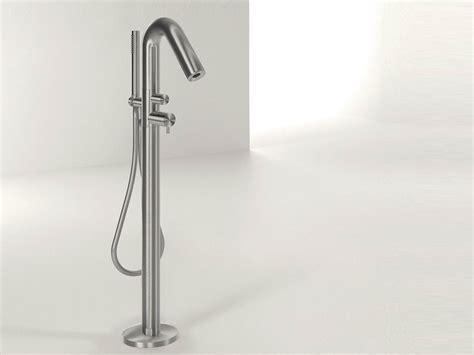 rubinetti acciaio inox miscelatore per vasca da terra in acciaio inox con