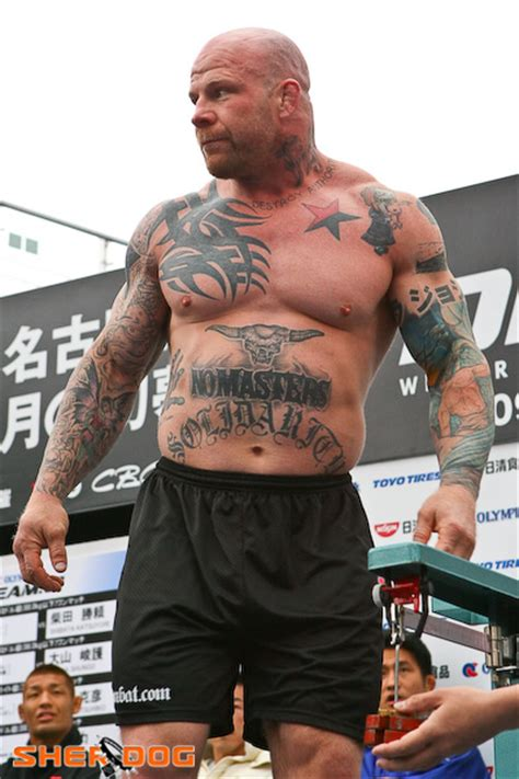 jeff monson tattoos jeff quot the snowman quot monson mma stats pictures news