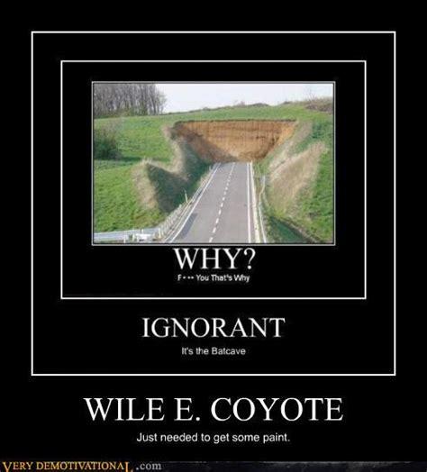 Wile E Coyote Meme - devs get rid of the retarded picture quot sets quot 187 forum post