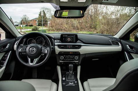 Mazda 6 2015 Interior by 2015 Mazda6 Vs 2015 Sonata Autos Post