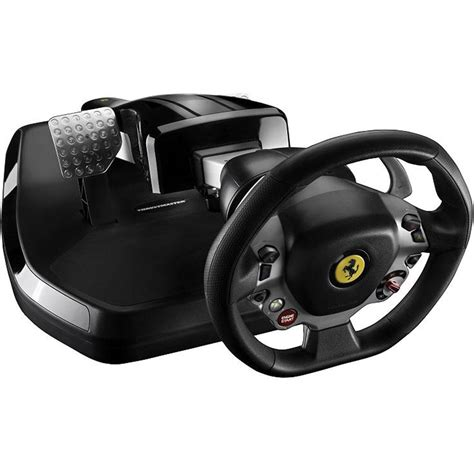 volante xbox360 thrustmaster vibration gt cockpit 458 italia