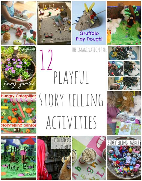 bringing linguistics to work a story listening story finding and story telling approach to your career books 12 creative storytelling activities the imagination tree