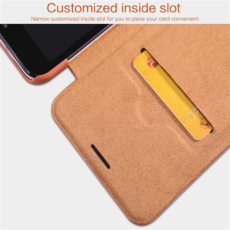 Nillkin Asus Zenfone 5 nillkin qin series wallet flip leather for asus