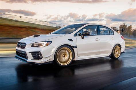 Sti Subaru 2019 by 2019 Detroit Auto Show Subaru Wrx Sti S209 Revealed