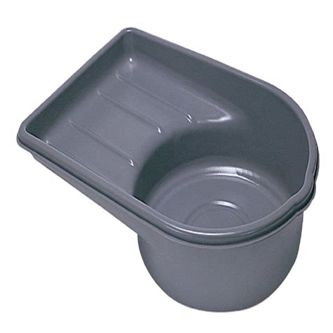 lisle 30 qt drain tub lis17922 the home depot