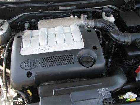 2002 Kia Engine 2002 Kia Spectra Ls Sedan Engine Photos Gtcarlot