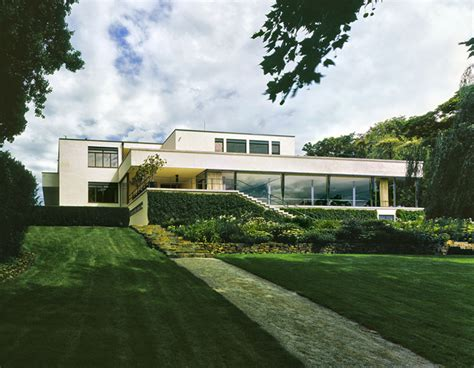 haus tugendhat ludwig mies der rohe libor tepl 253 183 villa tugendhat